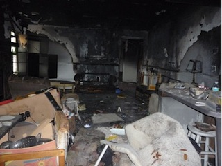 Residential Fire Damage Rick Tutwiler Public Adjuster
