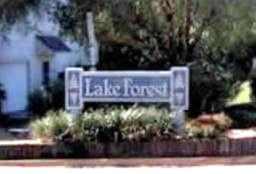 lake forest townhomes
