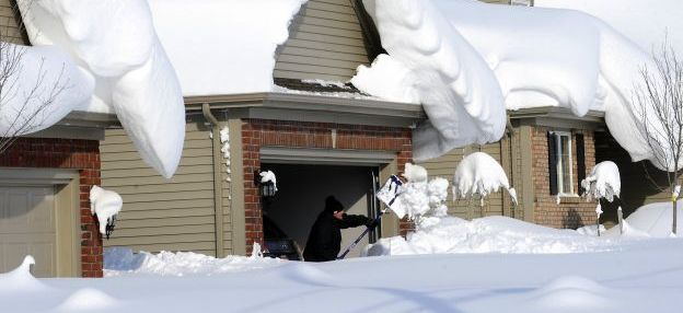 Winter Storm Insurance Adjuster